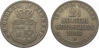 Oldenburg 2 1/2 Silbergroschen 1858  B Sehr schön Nicolaus Friedrich Pet... 75,00 EUR  zzgl. 5,00 EUR Versand