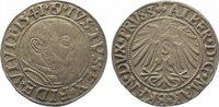 Groschen 1541 Preußen, Herzogtum (Ostpreußen) Albrecht von Brandenburg ... 30,00 EUR  zzgl. 5,00 EUR Versand