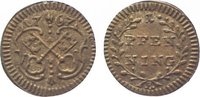 Pfennig 1767 Regensburg, Stadt  Schöne Patina. Vorzüglich  15,00 EUR  zzgl. 5,00 EUR Versand