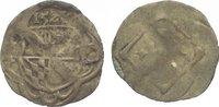 Pfennig 1528 Regensburg, Bistum Johann III. von Pfalz-Simmern 1507-1538... 25,00 EUR  zzgl. 5,00 EUR Versand