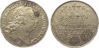 Dicker Doppelgroschen 1772 Sachsen-Gotha-Altenburg Friedrich III. 1732-... 95,00 EUR  zzgl. 5,00 EUR Versand