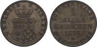 Oldenburg Silbergroschen 1858  B Sehr schön Nicolaus Friedrich Peter 185... 50,00 EUR  zzgl. 5,00 EUR Versand