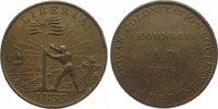 Cu Cent 1833 Liberia American Colonization Society 1822-1839. Winz. Ran... 165,00 EUR  zzgl. 5,00 EUR Versand