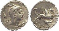 Denar 79 v. Chr. Republik L. Papius 79 v. ...