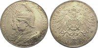 5 Mark 1901 Preußen Wilhelm II. 1888-1918. Vorzüglich - Stempelglanz  95,00 EUR  zzgl. 5,00 EUR Versand