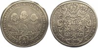Taler 1629 Brandenburg-Ansbach Friedrich, Albert und Christian 1625-163... 325,00 EUR kostenloser Versand