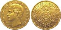 10 Mark Gold 1896  D Bayern Otto 1886-1913. Fast vorzüglich  285,00 EUR kostenloser Versand