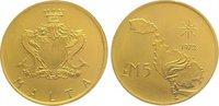 5 Pounds Gold 1972 Malta Unter britischer Verwaltung 1964-1974. Vorzügl... 145,00 EUR  zzgl. 5,00 EUR Versand