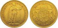 10 Korona Gold 1899 Ungarn Franz Josef I. 1848-1916. Sehr schön +  135,00 EUR  zzgl. 5,00 EUR Versand