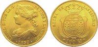100 Reales Gold 1859 Spanien-Königreich Isabel II. 1833-1868. Prachtexe... 485,00 EUR kostenloser Versand