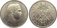 2 Mark 1905  A Sachsen-Coburg-Gotha Carl Eduard 1900-1918. Fast Stempel... 1195,00 EUR kostenloser Versand