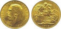 Pound Gold 1913  P Australien Georg V. 1910-1936. Vorzüglich  325,00 EUR kostenloser Versand