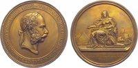 Bronzemedaille 1869 Römisch Deutsches Reich Franz Joseph I. 1848-1916. ... 185,00 EUR  zzgl. 5,00 EUR Versand