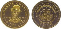 10 Dollars Gold 2002 Liberia Republik seit 1847. Polierte Platte  64,00 EUR  zzgl. 5,00 EUR Versand