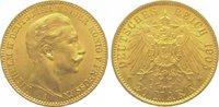 20 Mark Gold 1905  A Preußen Wilhelm II. 1888-1918. Vorzüglich  325,00 EUR kostenloser Versand
