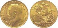Sovereign Gold 1926  SA Südafrika George V. 1910-1936. Vorzüglich - Ste... 345,00 EUR kostenloser Versand