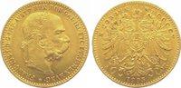 10 Kronen Gold 1905 Römisch Deutsches Reich Franz Joseph I. 1848-1916. ... 135,00 EUR  zzgl. 5,00 EUR Versand