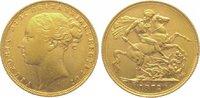 Sovereign Gold 1872 Großbritannien Victoria 1837-1901. Sehr schön - vor... 365,00 EUR kostenloser Versand