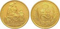 50 Soles Gold 1962 Peru Republik seit 1821/1825. Fast Stempelglanz  1075,00 EUR kostenloser Versand
