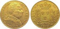 20 Francs Gold 1815  W Frankreich Ludwig XVIII. 1814, 1815-1824. Sehr s... 325,00 EUR kostenloser Versand