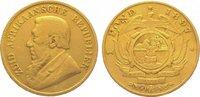Pond Gold 1897 Südafrika Südafrikanische Republik. Fast sehr schön  375,00 EUR kostenloser Versand