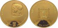 500 Lirot Gold 1974 Israel  Fast Stempelglanz  1095,00 EUR kostenloser Versand
