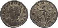 Antoninian  270-275 n. Chr. Kaiserzeit Aurelianus 270-275. Silbersud. V... 65,00 EUR  zzgl. 5,00 EUR Versand