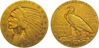 5 Dollars Gold 1914  D Vereinigte Staaten von Amerika  Sehr schön - vor... 445,00 EUR kostenloser Versand