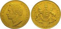 Dukat Gold 1848 Württemberg Wilhelm I. 1816-1864. Vorzüglich  975,00 EUR kostenloser Versand