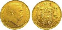 20 Kronen Gold 1916 Dänemark Christian X. 1912-1947. Vorzüglich - Stemp... 375,00 EUR kostenloser Versand
