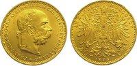 20 Kronen Gold 1895 Römisch Deutsches Reich Franz Joseph I. 1848-1916. ... 295,00 EUR kostenloser Versand