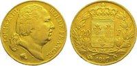 20 Francs Gold 1817  Q Frankreich Ludwig XVIII. 1814, 1815-1824. Sehr s... 325,00 EUR kostenloser Versand