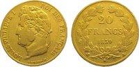 20 Francs Gold 1839  A Frankreich Louis Philipp 1830-1848. Sehr schön  265,00 EUR kostenloser Versand