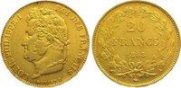 20 Francs Gold 1848  A Frankreich Louis Philipp 1830-1848. Fast vorzügl... 295,00 EUR kostenloser Versand