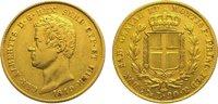 20 Lire Gold 1849 Italien-Sardinien Carlo Alberto 1831-1849. Sehr schön... 285,00 EUR kostenloser Versand