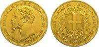 20 Lire Gold 1859 Italien-Sardinien Vittorio Emanuele II. 1849-1878. Wi... 285,00 EUR kostenloser Versand