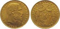 20 Francs Gold 1882 Belgien, Königreich Leopold II. 1865-1909. Vorzügli... 295,00 EUR kostenloser Versand