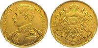 20 Francs Gold 1914 Belgien, Königreich Albert I. 1909-1934. Vorzüglich... 295,00 EUR kostenloser Versand