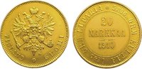 20 Markkaa Gold 1910  L Finnland Nikolaus II. von Russland 1894-1917. V... 495,00 EUR kostenloser Versand