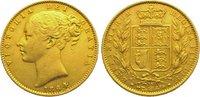 Sovereign Gold 1864 Großbritannien Victoria 1837-1901. Sehr schön +  325,00 EUR kostenloser Versand