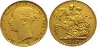 Sovereign Gold 1885  M Australien Victoria 1837-1901. Sehr schön +  325,00 EUR kostenloser Versand