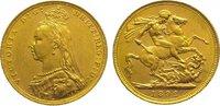 Sovereign Gold 1892  M Australien Victoria 1837-1901. Vorzüglich - Stem... 385,00 EUR kostenloser Versand