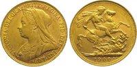 Sovereign Gold 1900  M Australien Victoria 1837-1901. Vorzüglich  365,00 EUR kostenloser Versand
