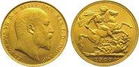Sovereign Gold 1907 Großbritannien Edward VII. 1901-1910. Vorzüglich - ... 385,00 EUR kostenloser Versand