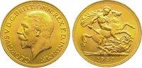 Sovereign Gold 1931  SA Südafrika George V. 1910-1936. Fast Stempelglanz  365,00 EUR kostenloser Versand