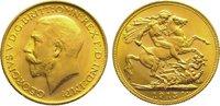 Pound Gold 1915  M Australien Georg V. 1910-1936. Prachtexemplar. Fast ... 425,00 EUR kostenloser Versand
