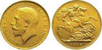 Pound Gold 1916  P Australien Georg V. 1910-1936. Vorzüglich - Stempelg... 365,00 EUR kostenloser Versand