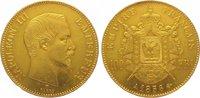 100 Francs Gold 1856  A Frankreich Napoleon III. 1852-1870. Sehr schön ... 1345,00 EUR kostenloser Versand