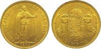 20 Korona Gold 1895 Ungarn Franz Josef I. 1848-1916. Vorzüglich  285,00 EUR kostenloser Versand