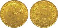 Sovereign Gold 1866 Australien Victoria 1837-1901. Sehr schön  395,00 EUR kostenloser Versand